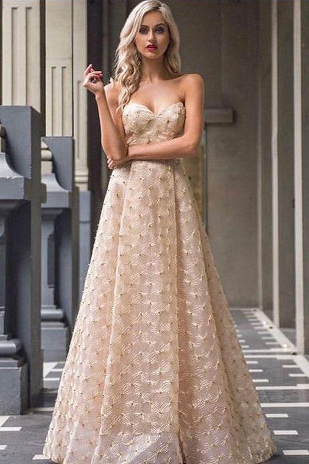 El vestido que la suegra planea usar para la boda