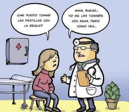 Chiste de Viernes – Medicos