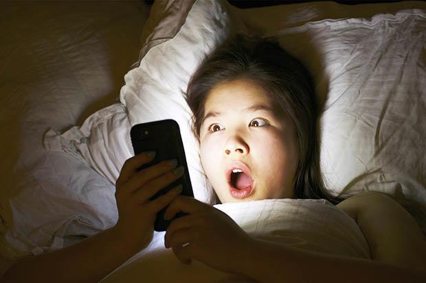 Fantasmas podrían chatear con nosotros usando aplicaciones móviles