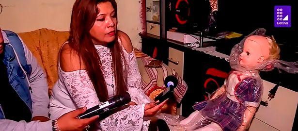 Resultado de imagen para Peruana afirma que su muñeca está poseída y que atacó a su novio por celos