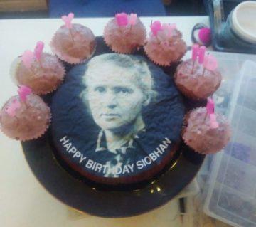 Marie-Curie-torta