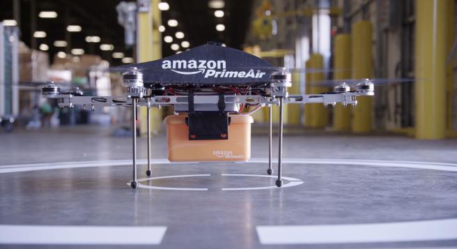 ¿Entregas con Drones?