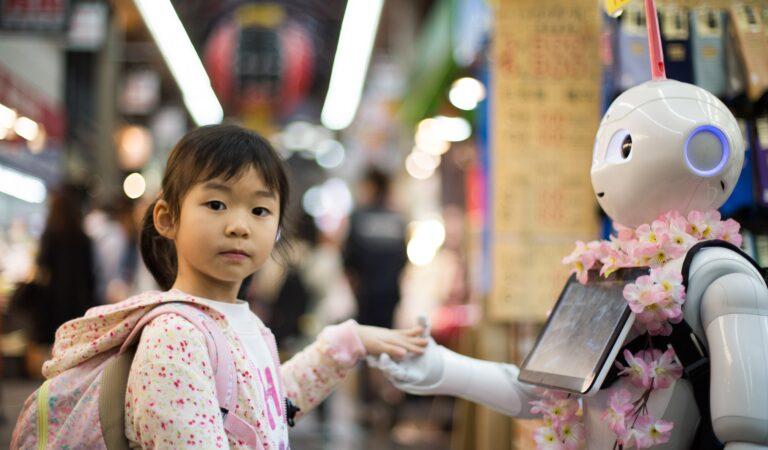 Científicos desarrollan robot inteligente para niños con TDAH