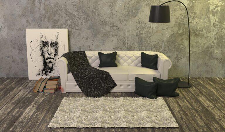 Decotips para colocar un sofá Chester en el salón